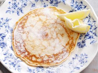 Old-fashioned pancake recipe
