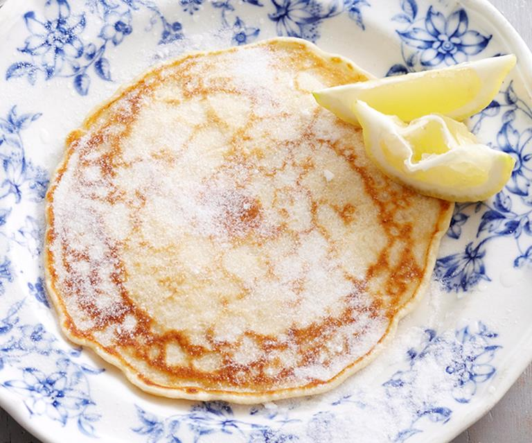 Old Fashioned Pancake Recipe Food To Love