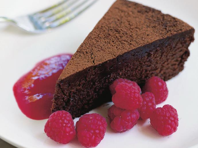 """*[Rich truffle mud cake](https://www.womensweeklyfood.com.au/recipes/rich-truffle-mud-cake-6387