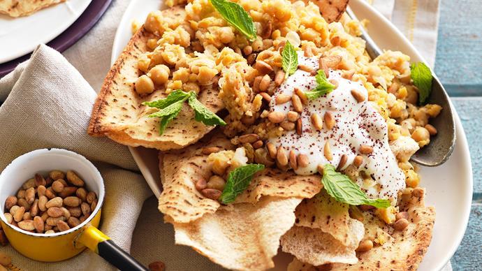 fatteh recipe