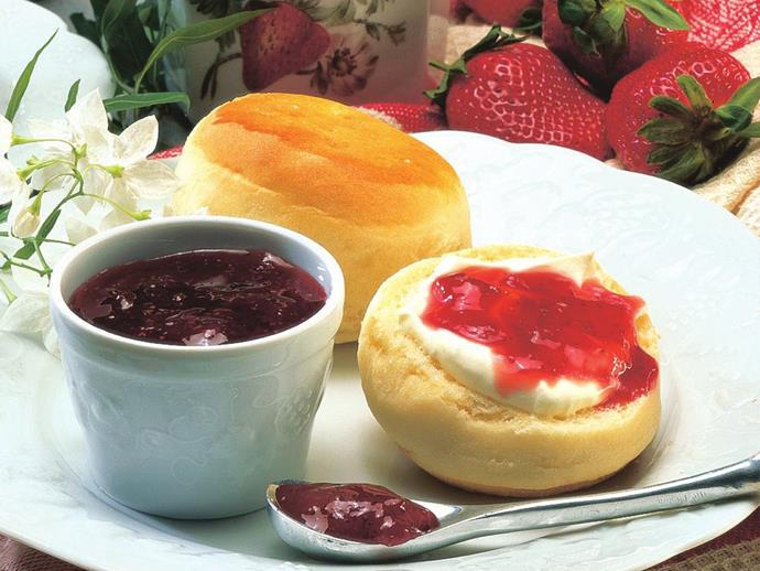 """**[Home-made strawberry jam](https://www.womensweeklyfood.com.au/recipes/strawberry-jam-6632 target=""""_blank"""")** is simply the best. Make it at the height of the season, when the berries are cheap and plentiful. If you're near to one of the pick-your-own places, all the better."""