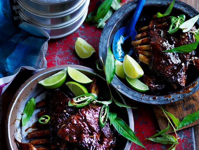 Tamarind and lemon grass lamb ribs via [Food To Love](http://www.foodtolove.com.au/recipes/tamarind-and-lemon-grass-lamb-ribs-17013).