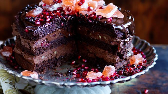 19 indulgent dark chocolate recipes