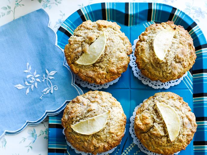 """These tasty and easy to prepare [apple spice muffins](https://www.womensweeklyfood.com.au/recipes/apple-spice-muffins-28818
