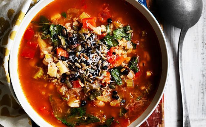 Vegetable soup recipes