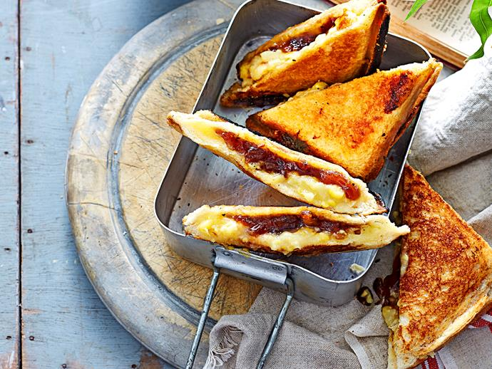 """**[Jaffle toasties](https://www.womensweeklyfood.com.au/recipes/jaffle-toasties-28836
