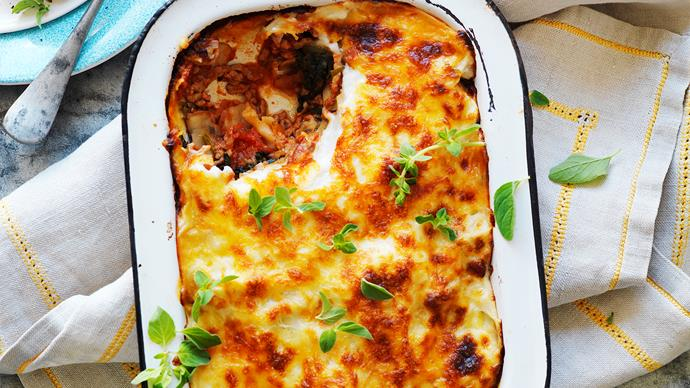 Lasagne recipe collection