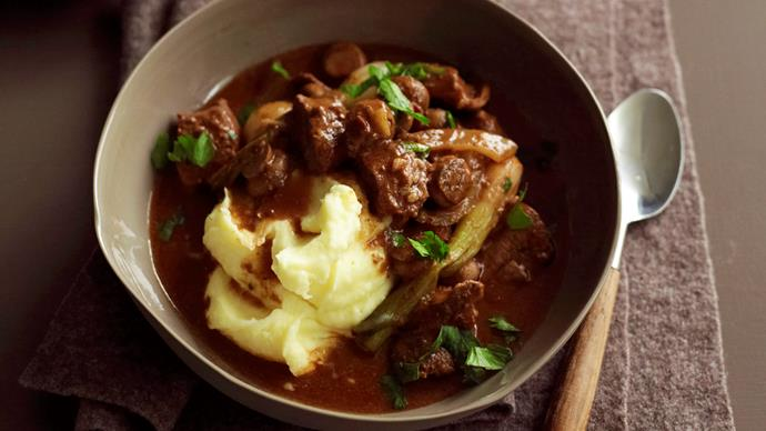 beef stew and casserole recipes