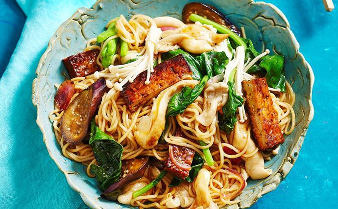 25 vegetarian stir-fry recipes