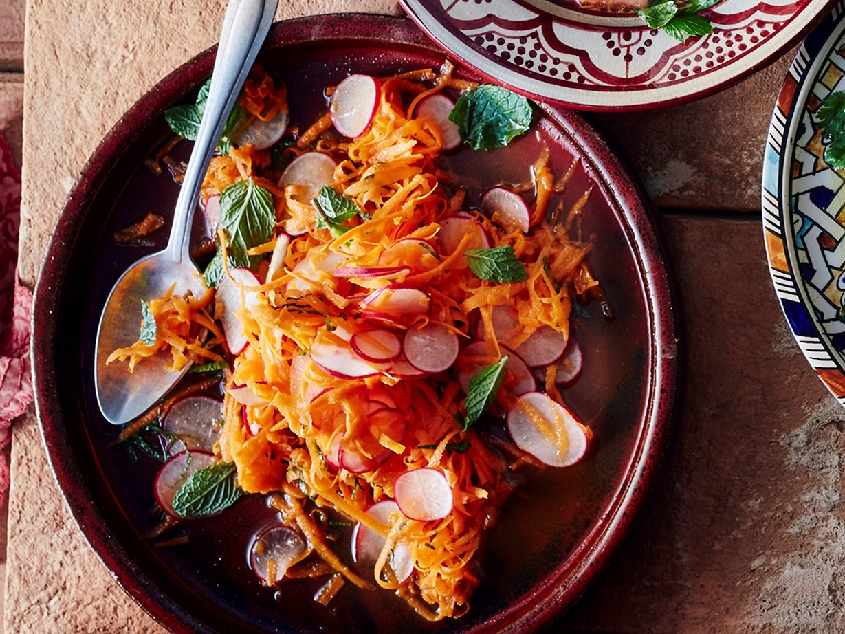 12 side dish recipes that celebrate carrot
