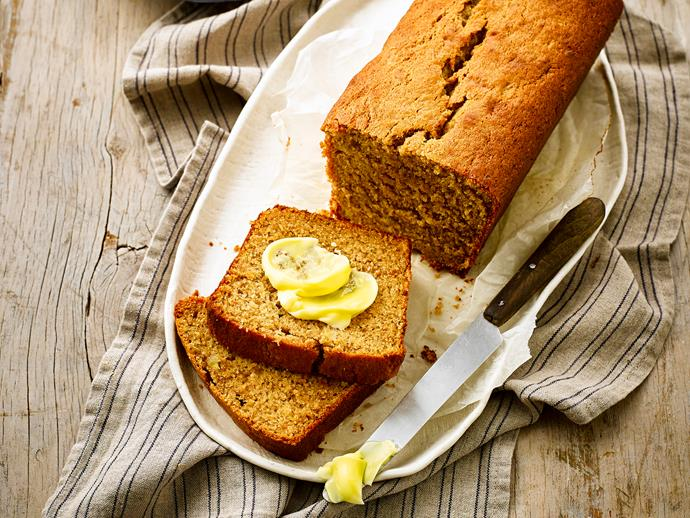 """This deliciously warm and moist **[banana bread recipe](https://www.womensweeklyfood.com.au/recipes/banana-bread-recipe-10338