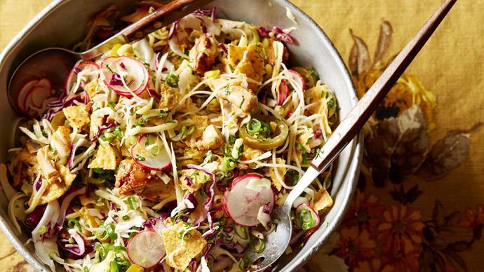 Mex street salad
