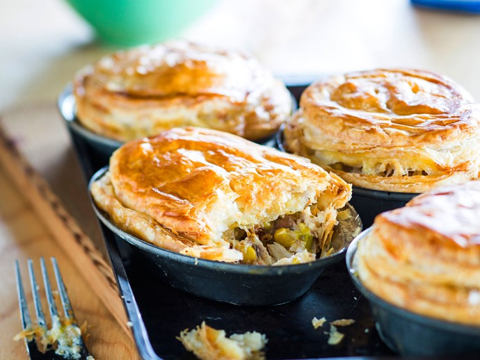 Must-try chicken pie recipes