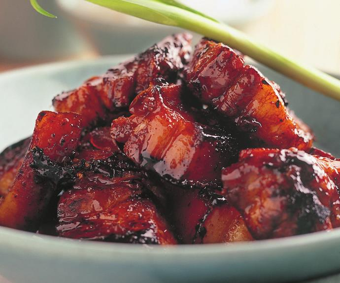 Asian Pork Spare Ribs