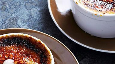 How to make the perfect crème brûlée
