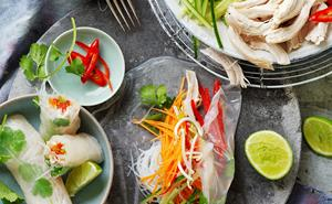 15 rice paper roll recipes