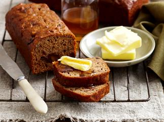 Date and walnut loaves
