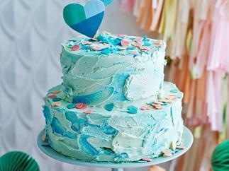 Lots of love cake