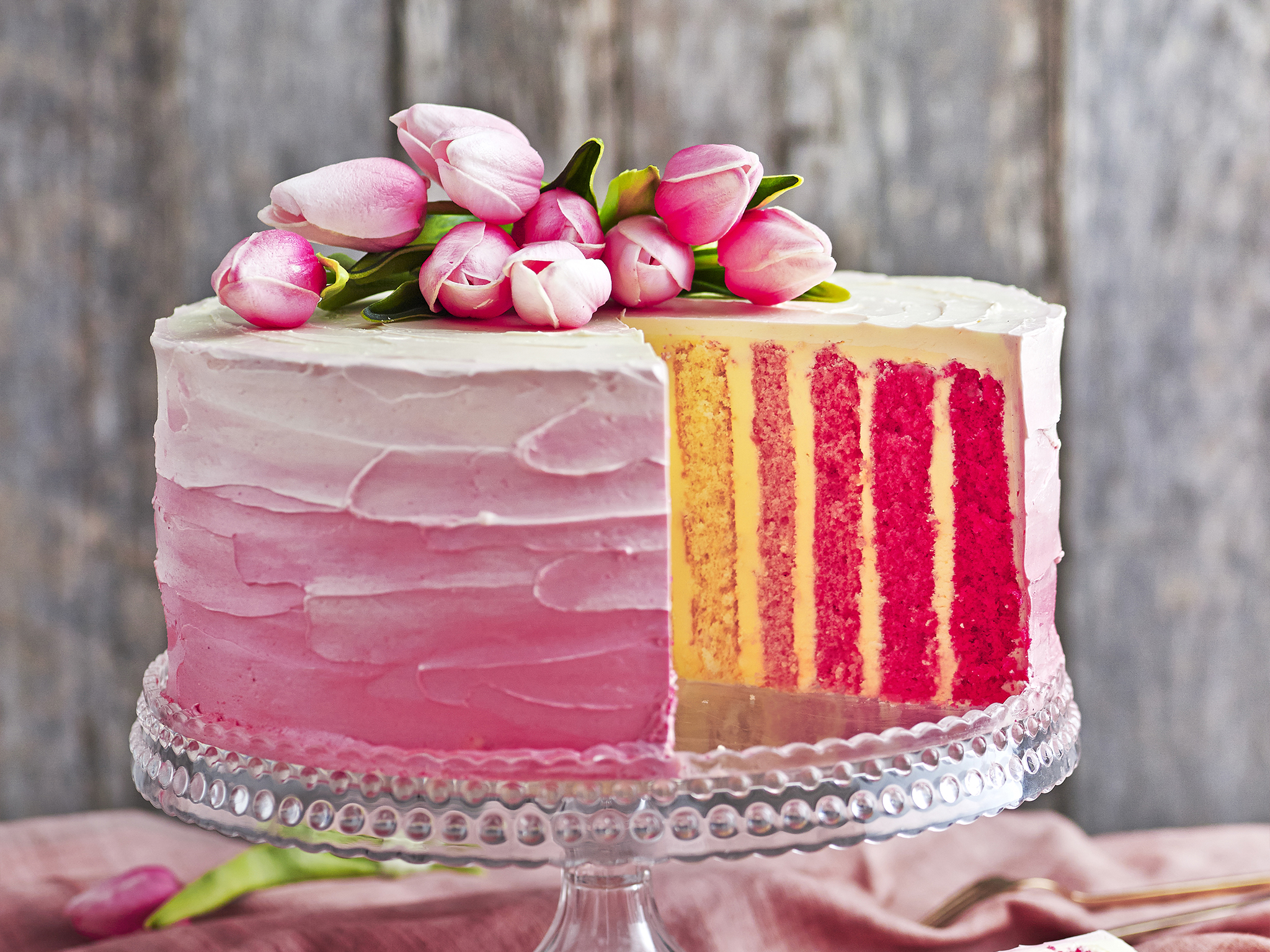 Here Are Some Simple Tips And Tricks To Bake The Perfect Cake