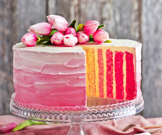 Unforgettable birthday cakes