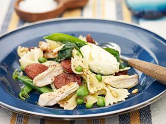 Chicken-and-chorizo-pasta