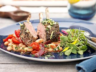 Rosemary Lamb Rack Recipe