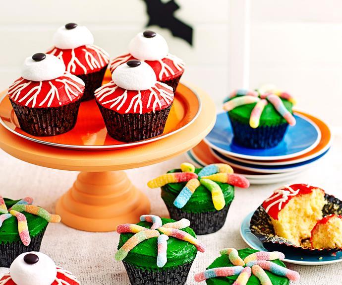 Little cakes of horror