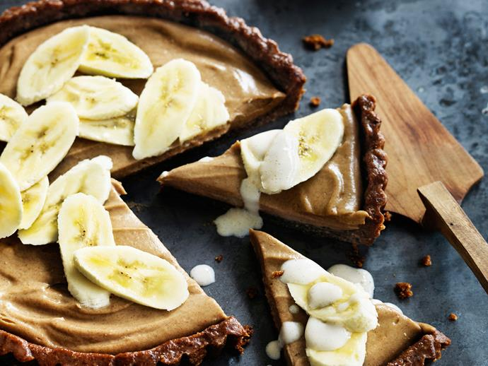 "[Banoffee pie](https://www.womensweeklyfood.com.au/recipes/banoffee-pie-29453|target=""_blank"")"