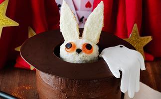 Abracadabra the rabbit