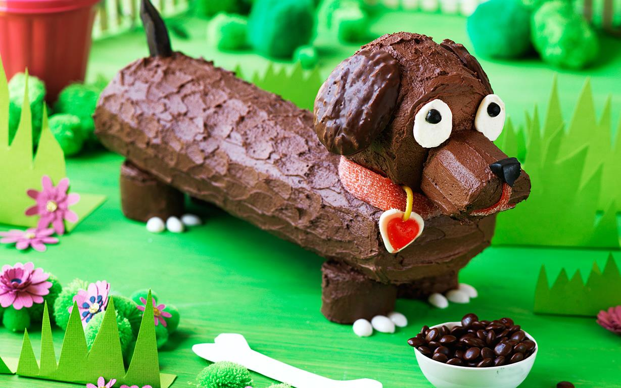Frankfurt The Sausage Dog Cake
