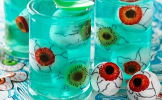 Eyeball jelly