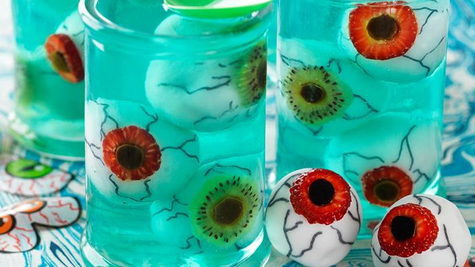 Eyeball jelly