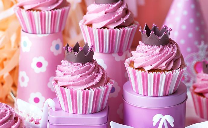 Women's Weekly cupcakes