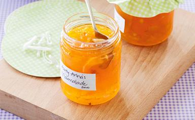 Aunty Anna's marmalade