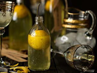 Citron prisonnier limoncello recipe