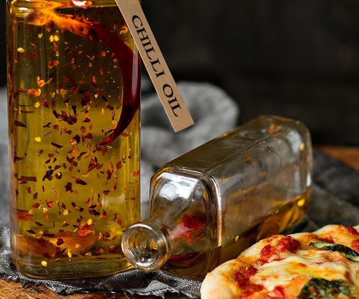 Homemade chilli oil recipe