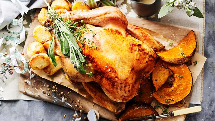 Christmas dinners that aren't Christmas ham