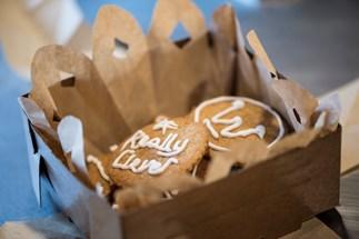 Julie Goodwin's Christmas gingerbread