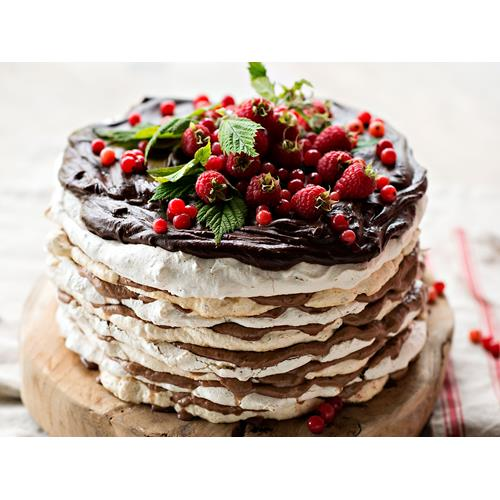 Meringue Layer Cake Nz