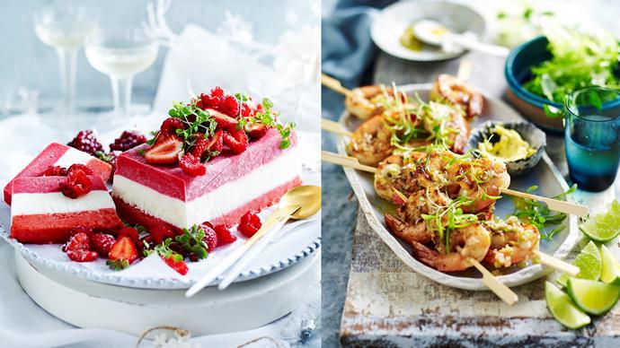 Modern Christmas recipes you'll love