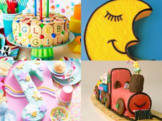 Seriously impressive birthday cakes for kids