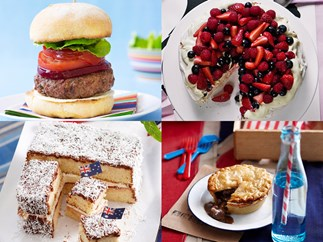 Awesome Australia Day foods