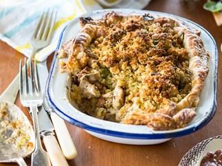 Turkey pie