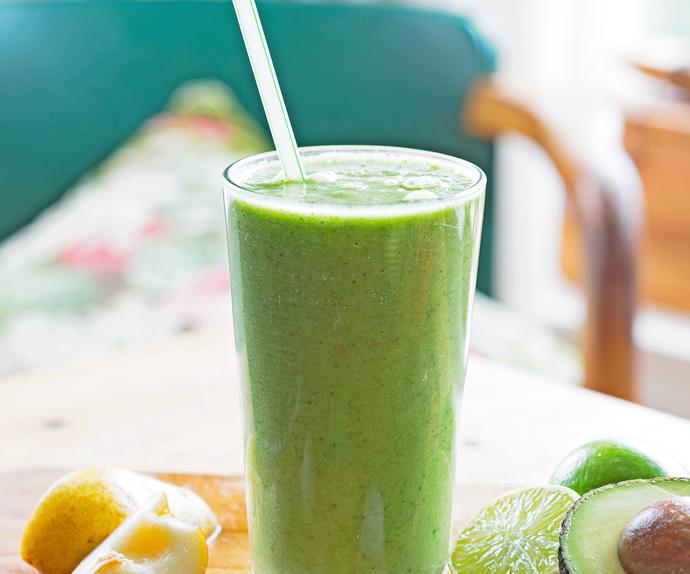 Green goddess smoothie