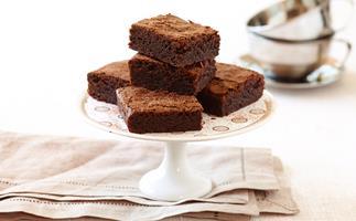 The best chocolate brownie