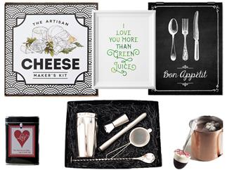 Valentine's Day gifts for foodies