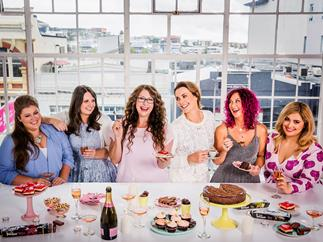 Six bloggers create the ultimate girls' night in