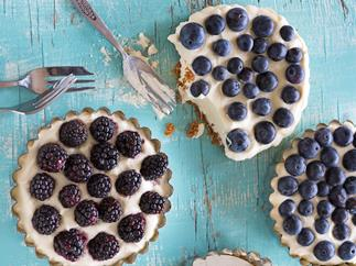 Berrylicious tarts
