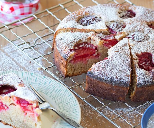 Easy Plum Cake Recipe Nz