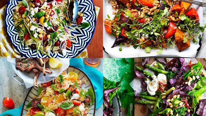 Wellness Wednesday: Autumn salad recipes
